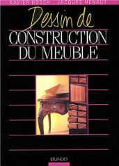 Couverture de Dessin de construction du meuble